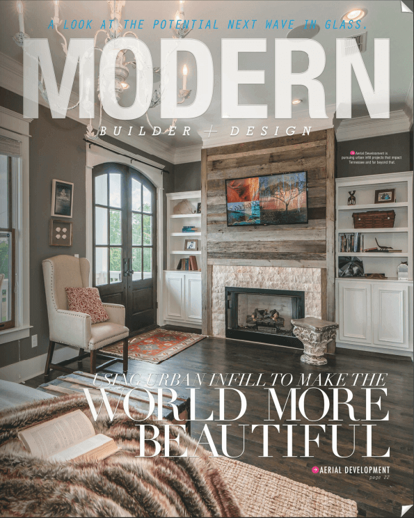 Modern Builder + Design Magazine
