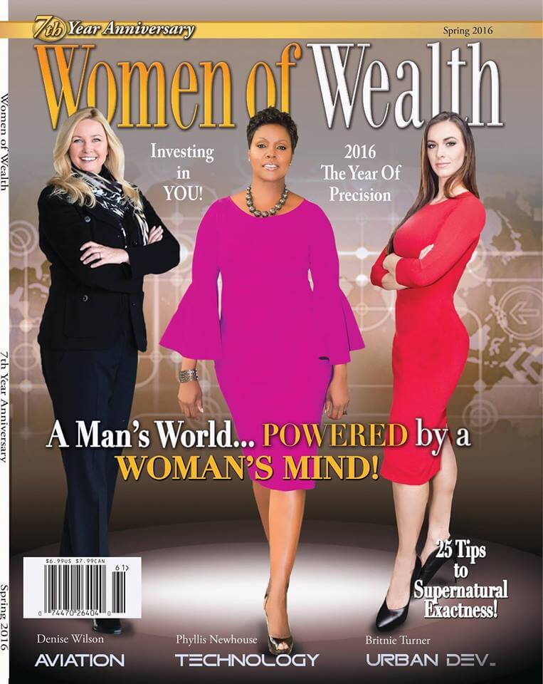 Women of Wealth Magazine